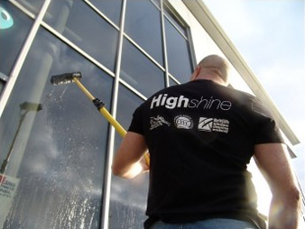 Window cleaner Leicester